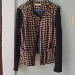 CAbi Houndstooth Sweater